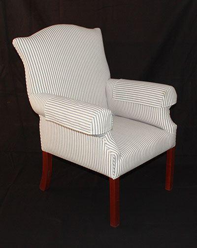 Custom Handmade Wooden Chair from Vermont