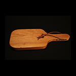 Small Wooden Bread Cutting Board for Sale